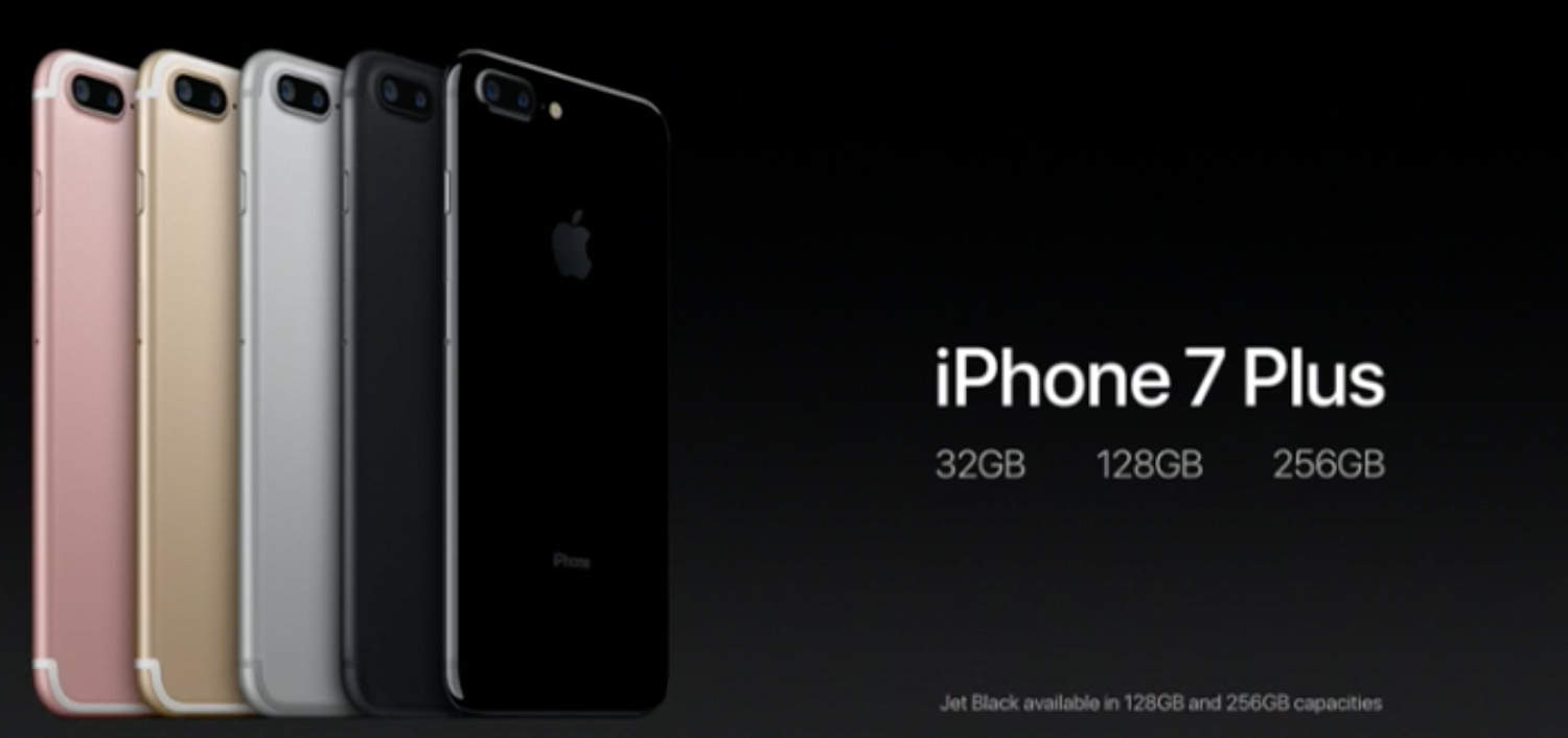 Say hello to the new iPhone.