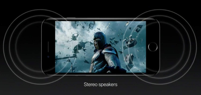 iPhone 7 speaker