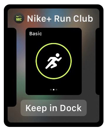 Keep apps in the dock to speed-up their launch time