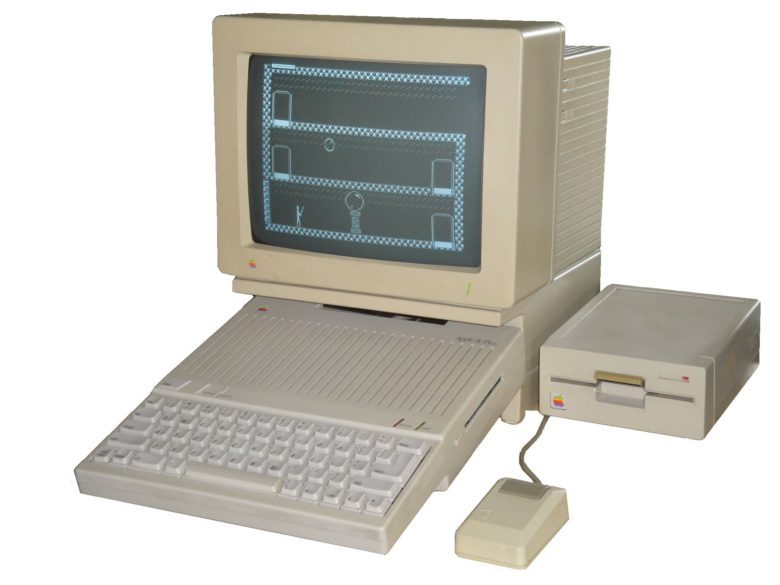The Apple IIc Plus was the sixth and final model in the Apple II line.