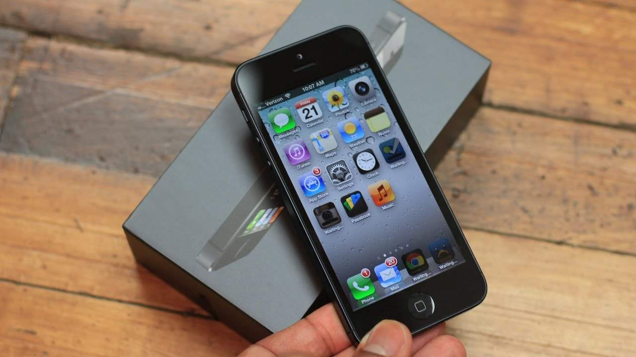 how big is an iphone 5 today in apple history iphone 5 brings big changes new 18425