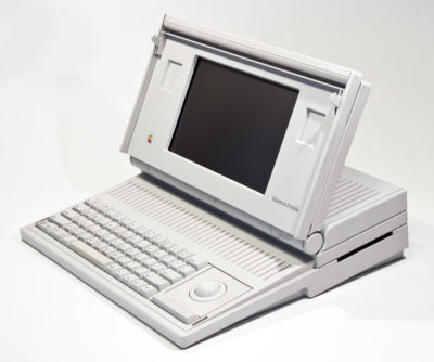 today in apple history macintosh portable the first mobile mac arrives. Black Bedroom Furniture Sets. Home Design Ideas