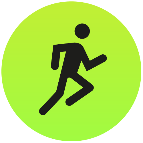 Workout app icon