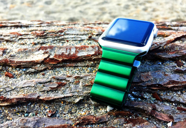 Juuk Ligero aluminum Apple Watch band