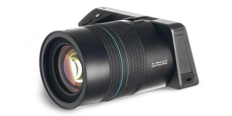 CoM - Lytro Illum Camera