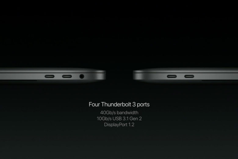 MacBook Pro Thunderbolt