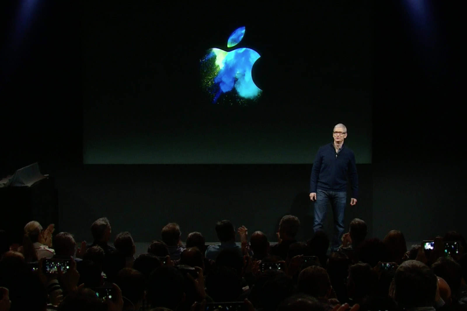 Tim Cook was short on surprises at the 'Hello Again' keynote.