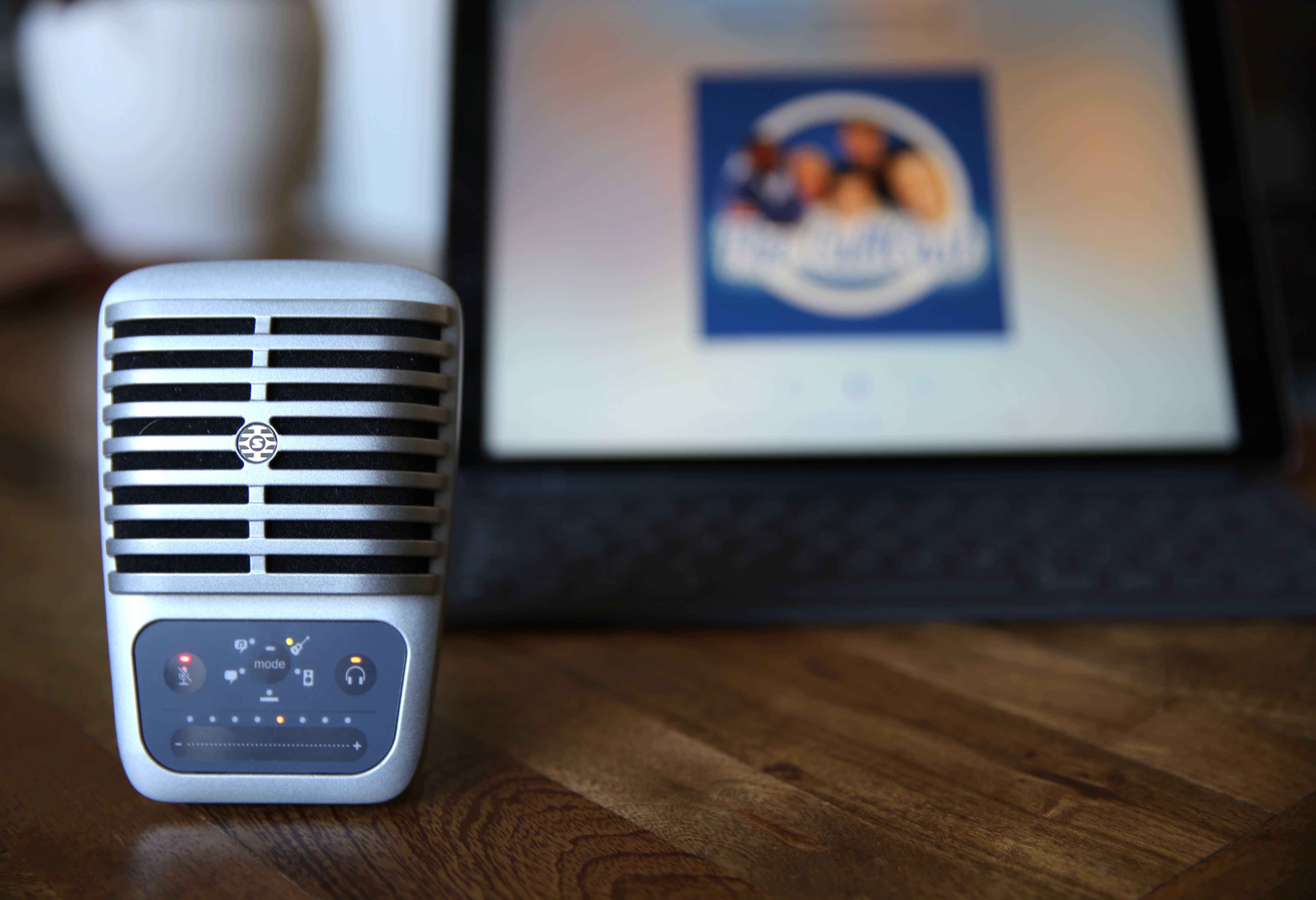 Shure MV51 microphone