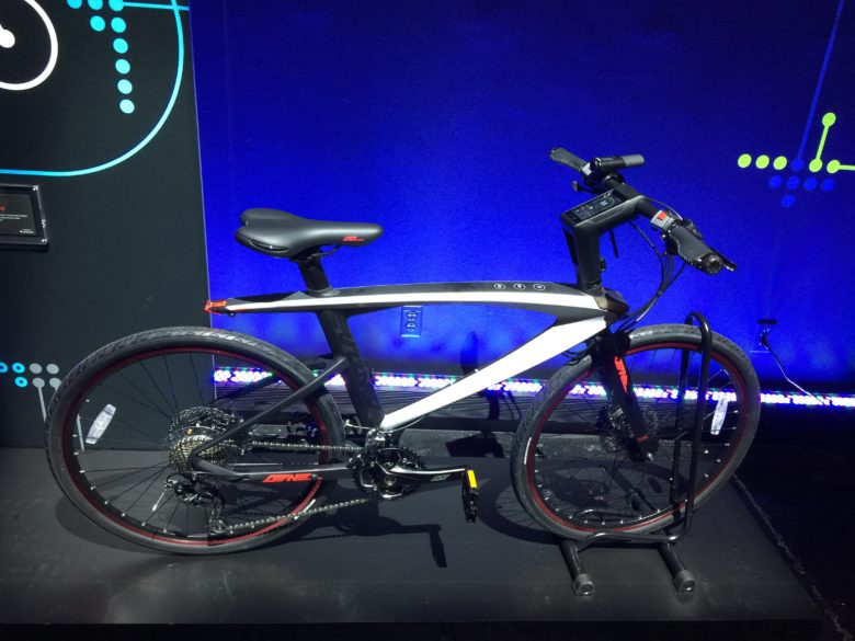 "LeEco's connected ""super bike"" comes with an Android-powered dashboard, safety features like lights and turn signals, an anti-theft system and other advanced tech."