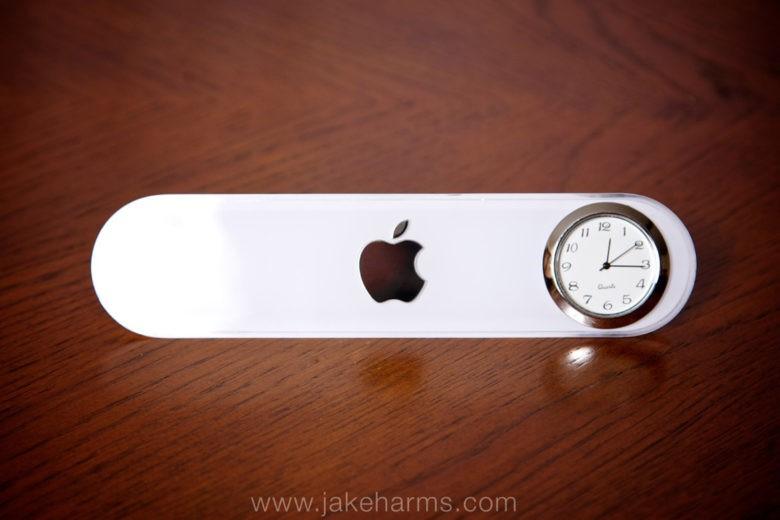 eMac clock