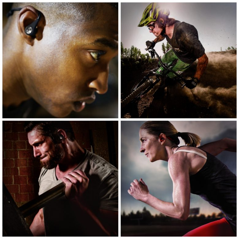 The Jaybird X3 headphones: Built with sports in mind.