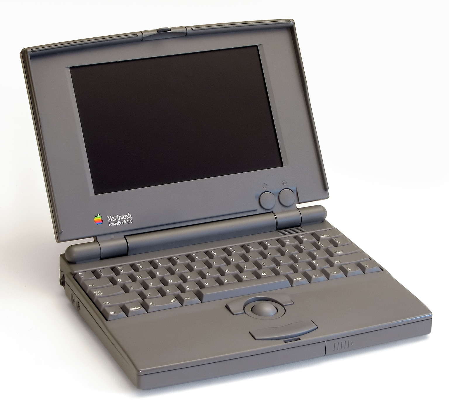 The entry-level PowerBook 100 fueled a laptop revolution.