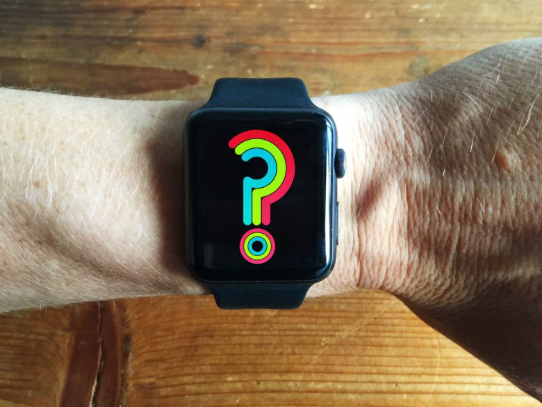 Does the Apple Watch activity app have all the answers?