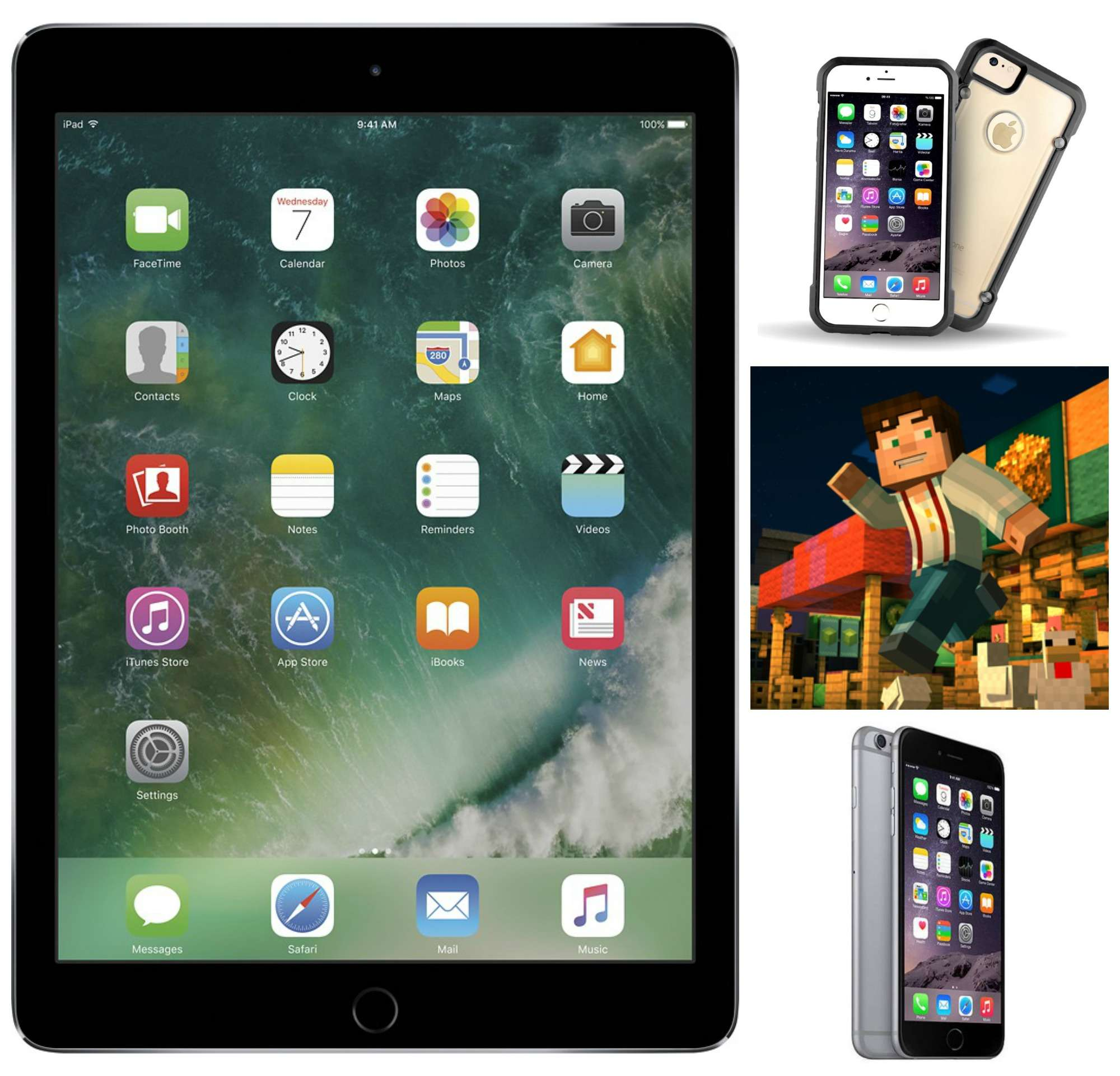 Week S Best Apple Deals Ipad Air 2 128gb For 425 Free Minecraft For Ios Cult Of Mac