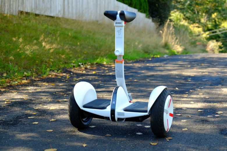 Segway's miniPRO is the new standard in hover boards.