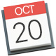 October 20 Today in Apple history