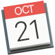 October 21: Today in Apple history