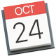 October 24 Today in Apple history