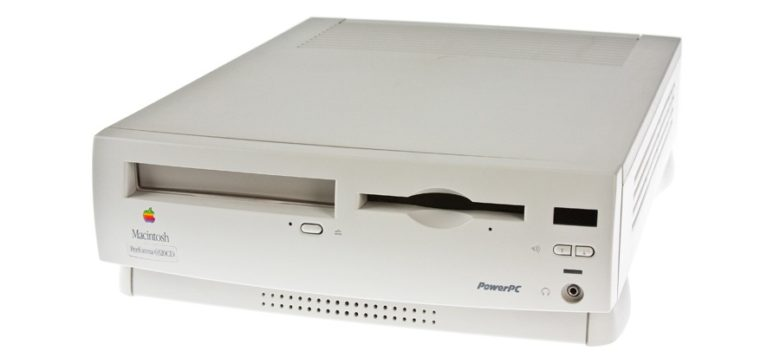 The Performa 6320CD Mac delivered a great price-to-performance ratio.
