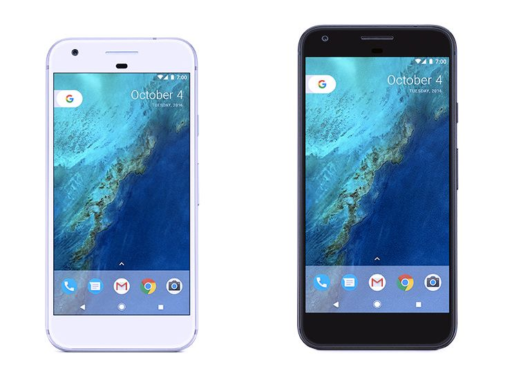 How Google S Pixel Phones Stack Up Against Iphone 7 Cult