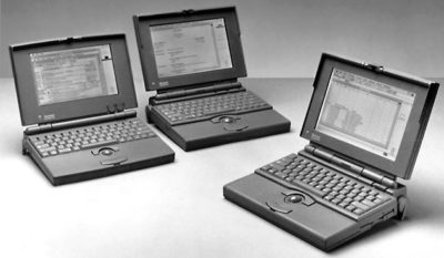 The Apple PowerBook 100 series