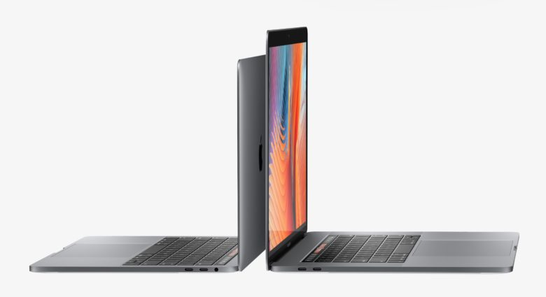 Apple's 2016 MacBook Pros, which Apple fans hate.