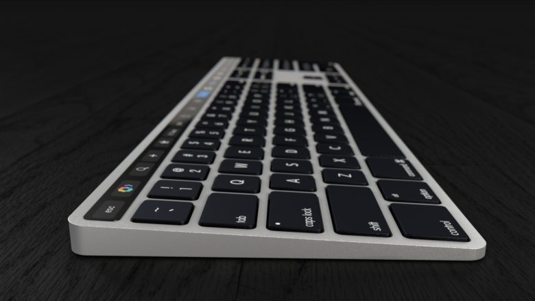 Touch Bar would make Magic Keyboard even better.