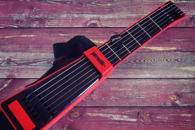 jamstik+ MIDI guitar