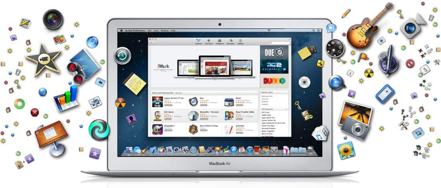 The Mac App Store opens its doors to developers.
