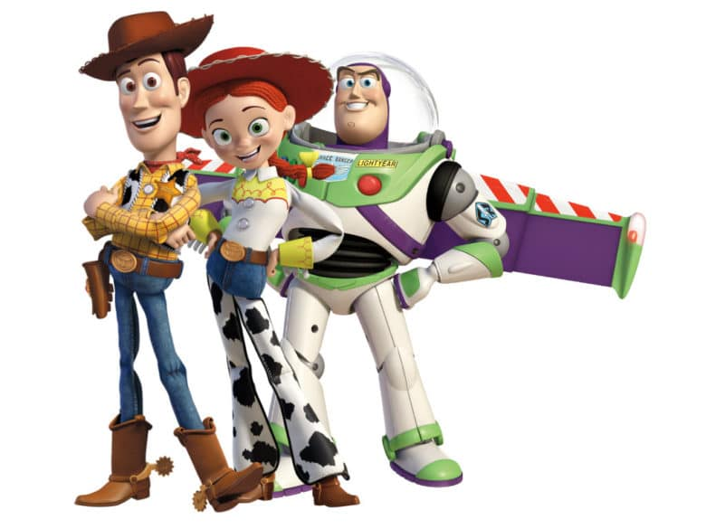 Toy Story 2 coincided with the start of Steve Jobs' own career second act.