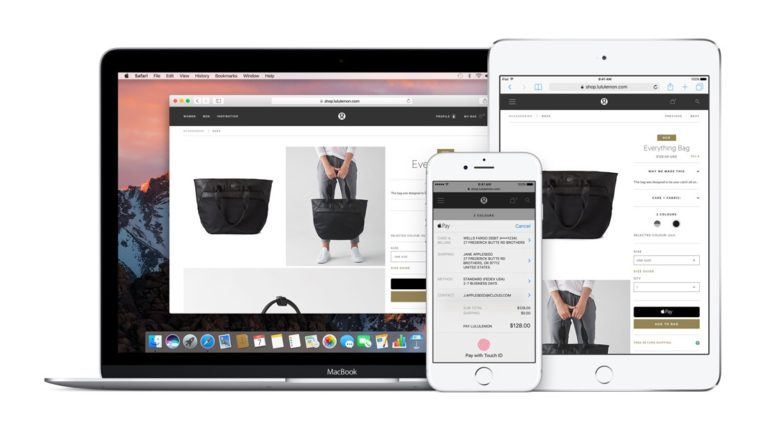 Lululemon and other retailers are offering Apple Pay deals.