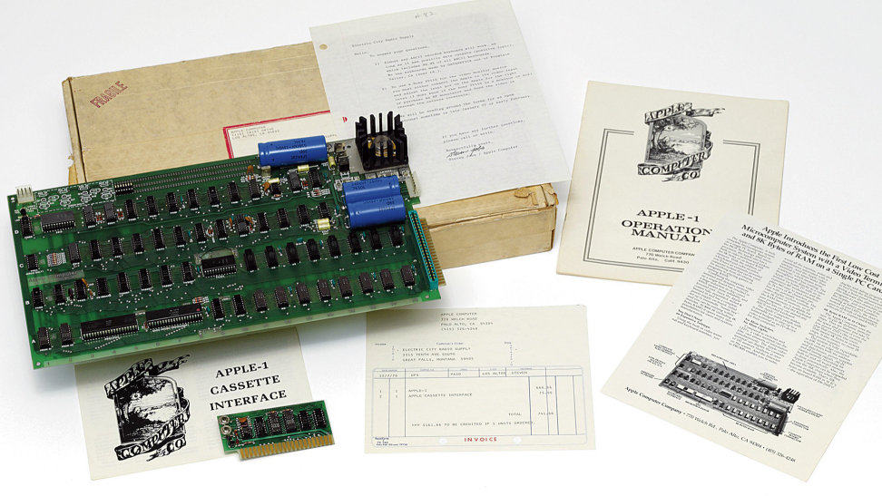 The Apple-1 sold for what was then the largest amount a personal computer ever earned at auction.
