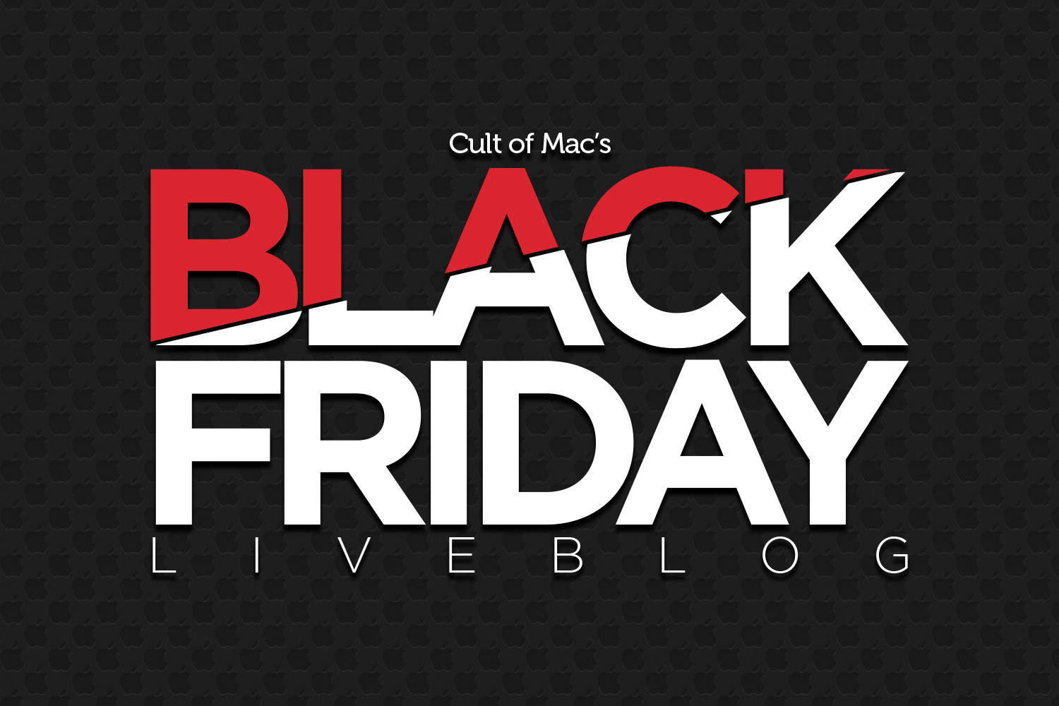the best black friday deals of 2017 cult of mac. Black Bedroom Furniture Sets. Home Design Ideas
