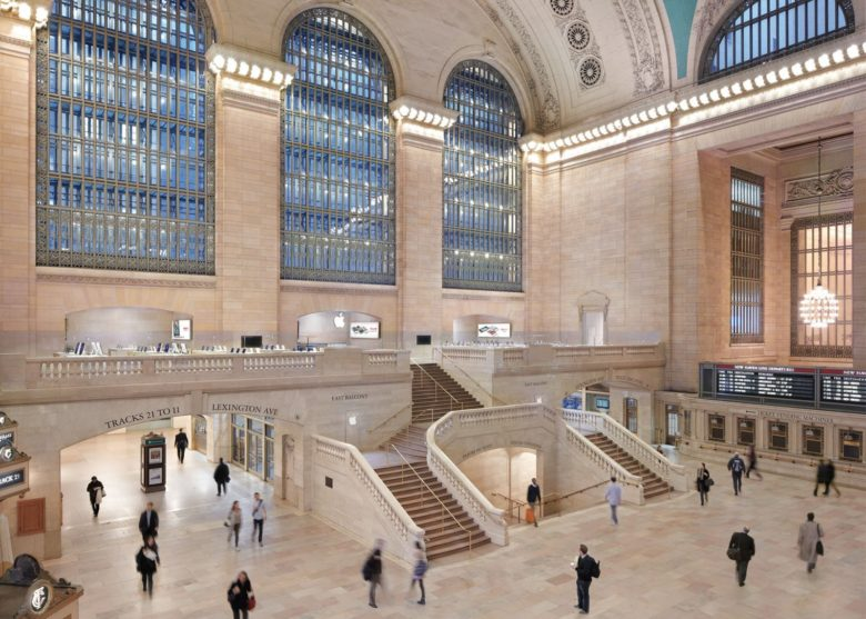 Apple Grand Central is one of the company's most stunning retail outlets.
