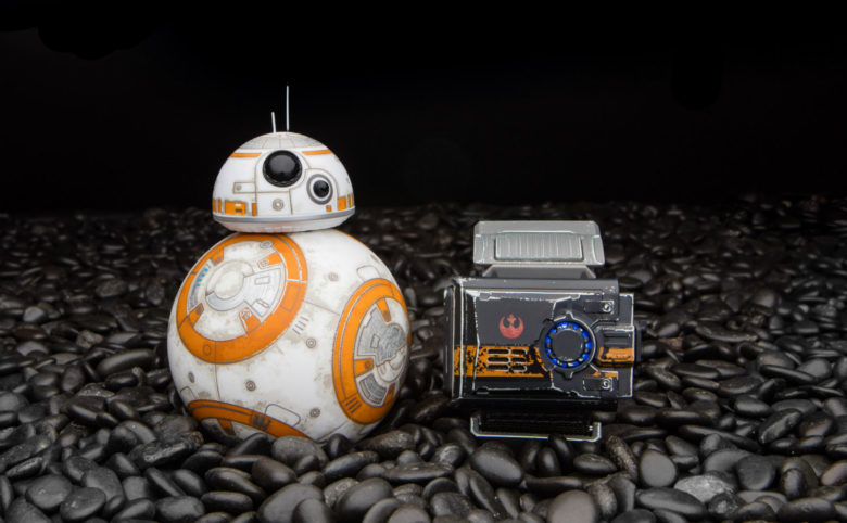 Battle-Worn BB-8 by Sphero with Force Band