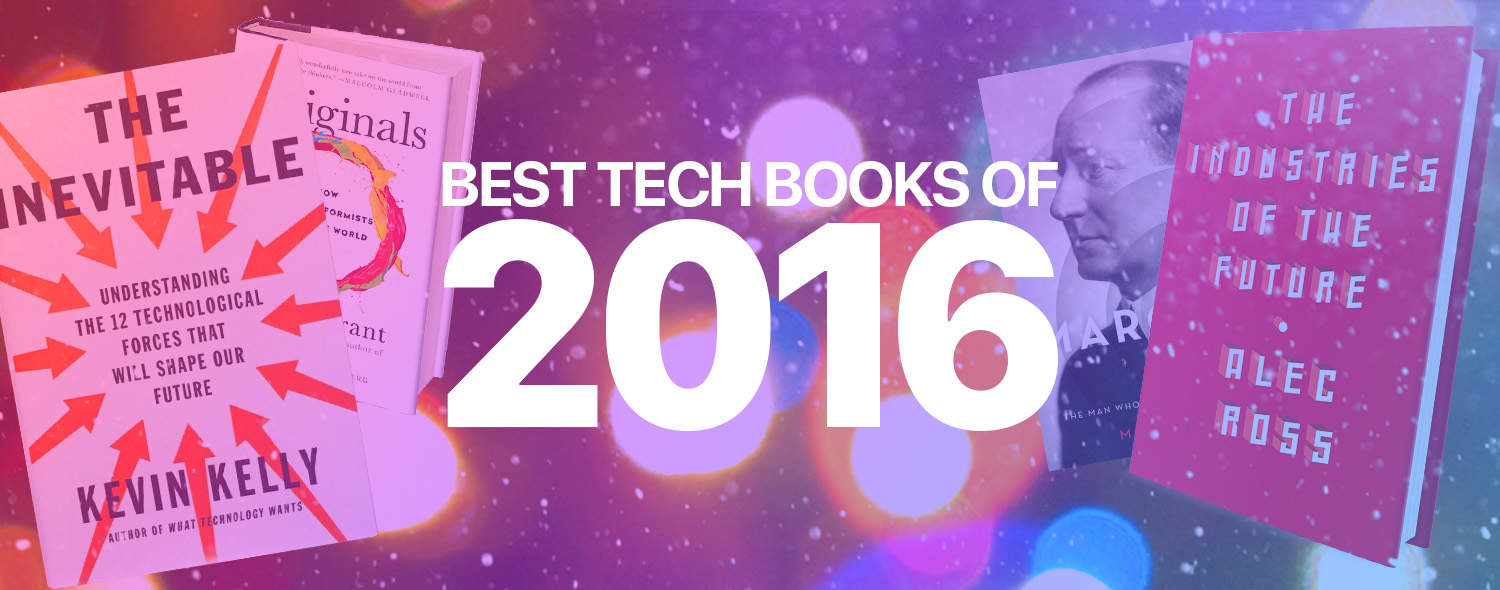 Best Tech Books of 2016