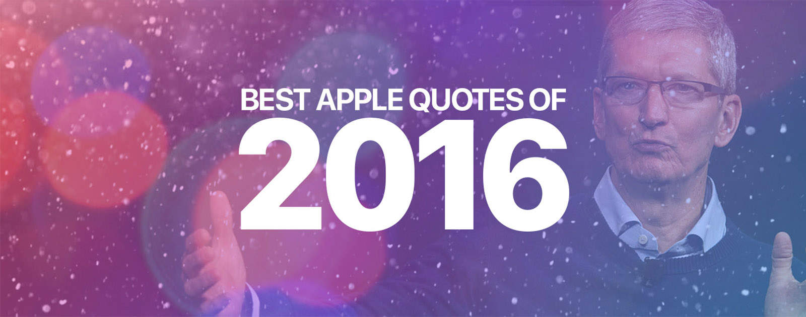 Best Apple quotes 2016
