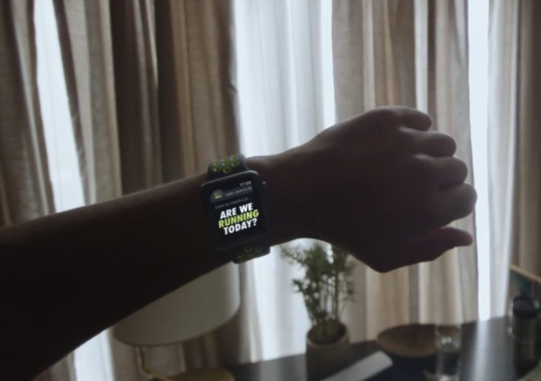 Runners will love the Nike+ version of Apple Watch.