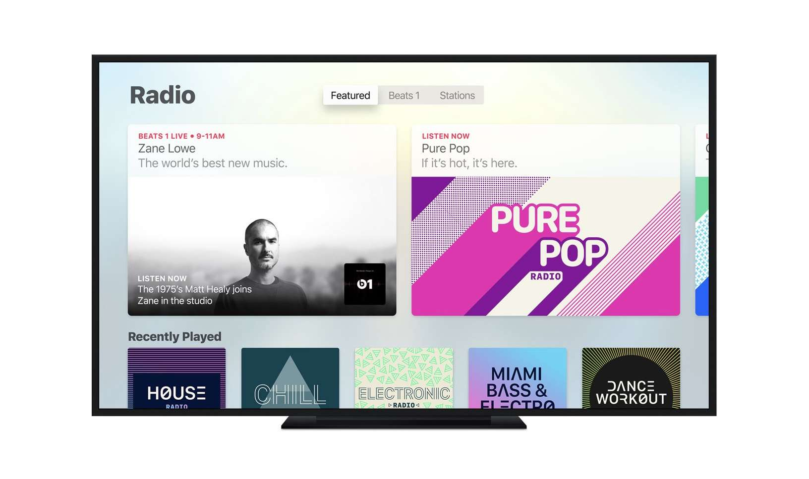 The new Apple TV packs a lot of surprises.