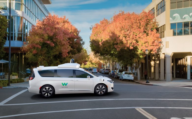 Meet Waymo's self-driving minivan.