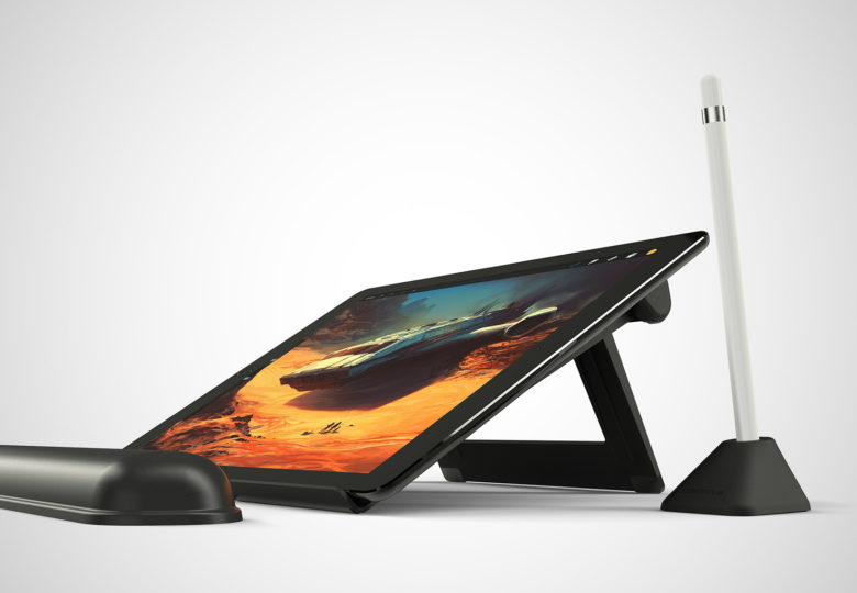 ElevationLab created DraftTable because a steady drawing hands needs a steady stand for the iPad Pro.