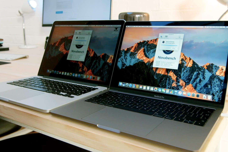 2016 MacBook Pro versus 2015 MacBook Pro