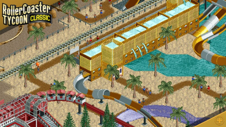 A Christmas miracle: RollerCoaster Tycoon Classic arrives on