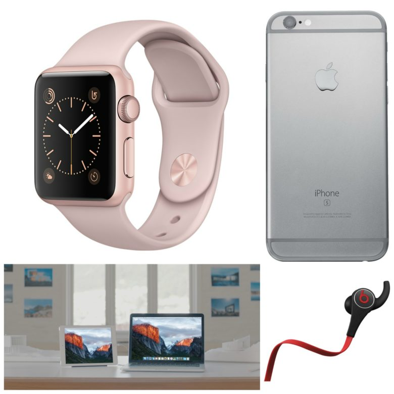 Get refurb deals on Apple gear or the amazing Duet Display at half price.