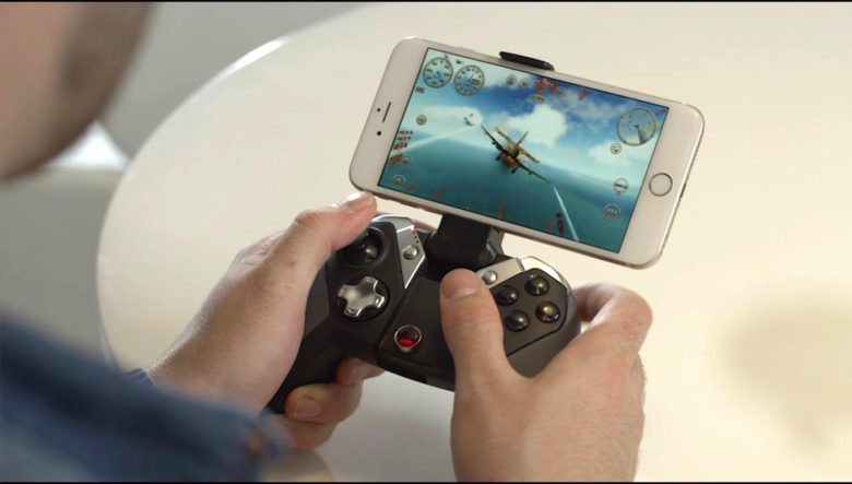 GameSir's M2 GamePad is the company's first iOS-dedicated hand controller.