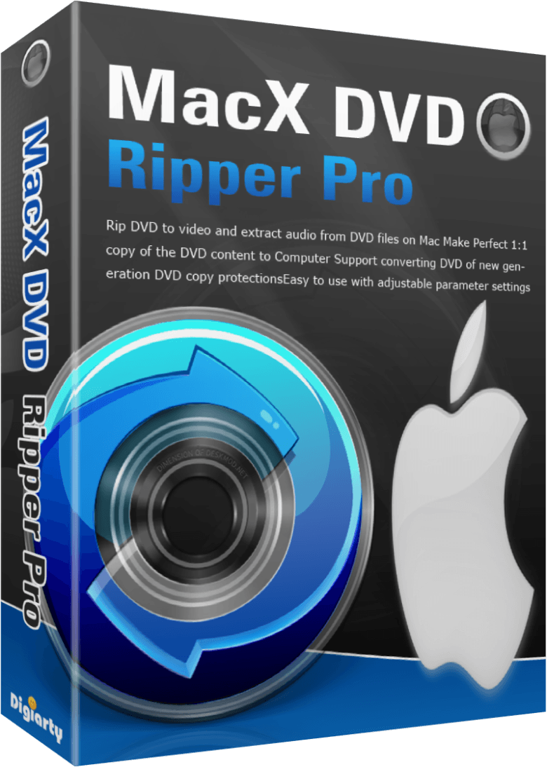 Rip DVDs to Mac, mobile or hard drive easily (and for free