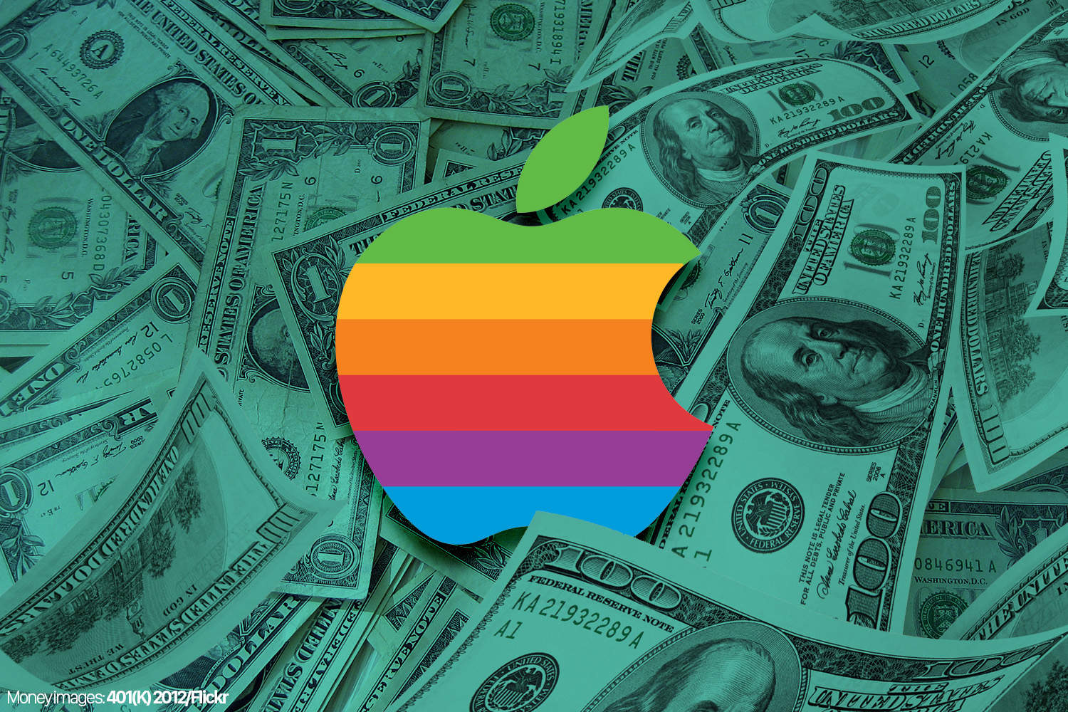 Apple is worth more than the entire US energy sector combined