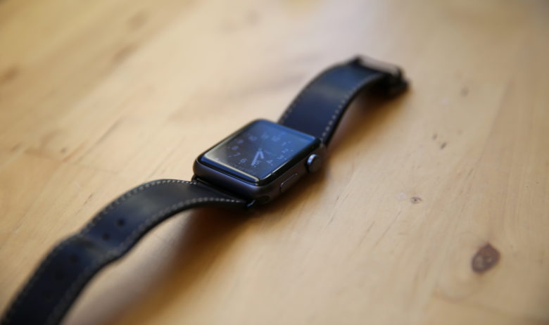 Clessant Barenia Apple Watch band
