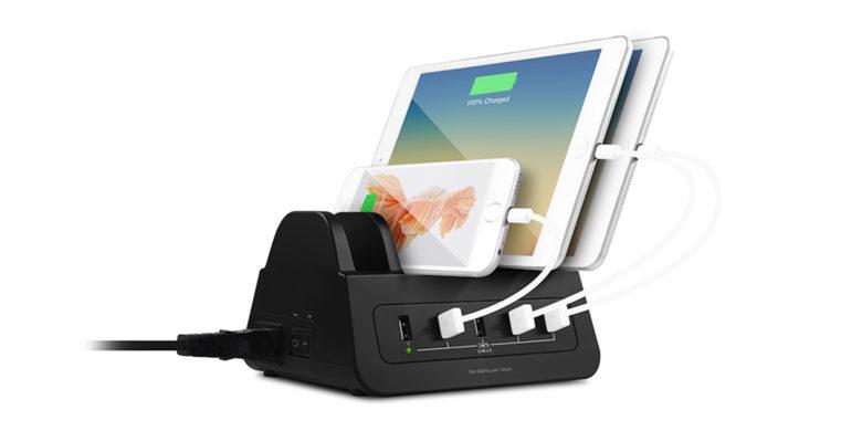 CoM - GorillaPower 5-Port USB & Power Dock