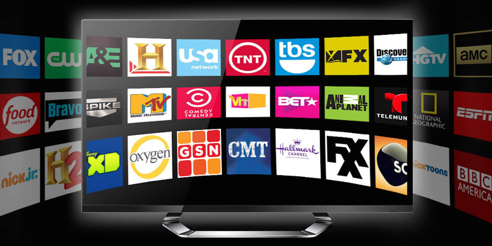 Get a massive streaming library along with the benefits of cable.